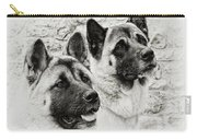Akitas Carry-all Pouch