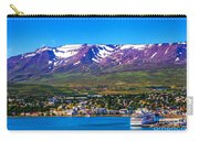 Akureyri Harbor Carry-all Pouch