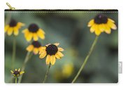 Alabama Black Eyed Susan Wildflowers Carry-all Pouch