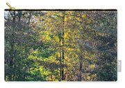 Alabama Forest In Autumn 2012 Carry-all Pouch