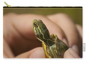Alabama Red-bellied Turtle -  Pseudemys Alabamensis Carry-all Pouch