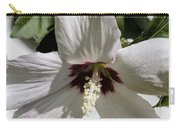 Alabama Wildflower - Swamp Rose Mallow Carry-all Pouch