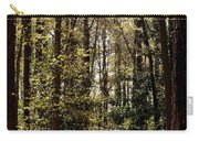 Alabama Woodlands In Spring 2013 Carry-all Pouch