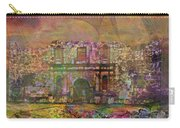 Alamo After The Fall - Square Version Carry-all Pouch
