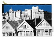 Alamo Square -  Royal Blue Carry-all Pouch