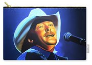 Alan Jackson Painting Carry-all Pouch