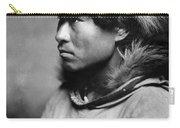 Alaska Eskimo Man, C1906 Carry-all Pouch