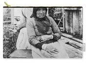 Alaska Eskimo Woman Carry-all Pouch