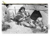 Alaska Eskimos, C1907 Carry-all Pouch