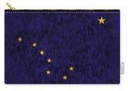 Alaska Flag Carry-all Pouch