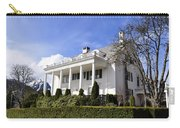 Alaska Governors Mansion Carry-all Pouch