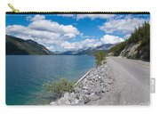Alaska Highway Muncho Lake Prov Park Bc Canada Carry-all Pouch
