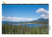 Alaska Highway Steel Bridge Teslin Yukon Canada Carry-all Pouch