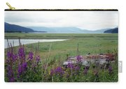 Alaska - Juneau Wetlands Carry-all Pouch