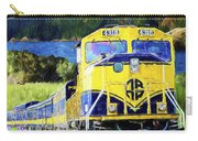 Alaska Railroad Carry-all Pouch