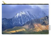 Alaska Range And Foothills Denali Carry-all Pouch