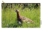 Alaska State Bird Willow Ptarmigan Carry-all Pouch
