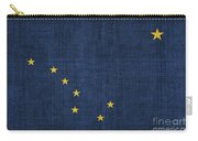 Alaska State Flag Carry-all Pouch by Pixel Chimp