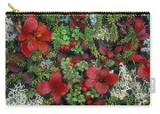 Alaskan Berries 1 Carry-all Pouch