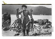 Alaskan Crabs Carry-all Pouch