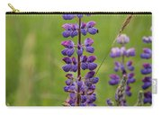 Alaskan Lupines Carry-all Pouch
