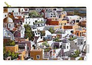 alba a Santorini Carry-all Pouch by Guido Borelli