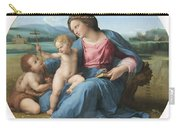 Alba Madonna Carry-all Pouch