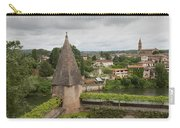Albi France Arch Bishops Garden Carry-all Pouch