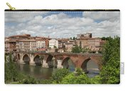 Albi France Pont Vieux Carry-all Pouch