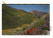 Albion Basin Summer Carry-all Pouch