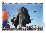 Albuquerque International Balloon Fiesta With Darth Carry-all Pouch