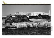 Alcatraz Federal Prison Carry-all Pouch by Benjamin Yeager
