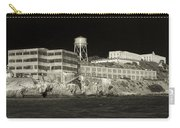 Alcatraz The Rock Sepia 1 Carry-all Pouch