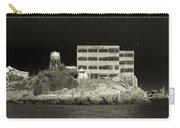 Alcatraz The Rock Sepia 2 Carry-all Pouch