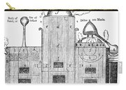 Alchemy: Tower Of Athanor Carry-all Pouch
