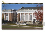 Alderman Library University Of Virginia Carry-all Pouch