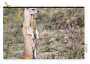 Alert Yellow Mongoose Carry-all Pouch