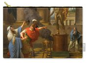Alexander Consulting The Oracle Of Apollo Carry-all Pouch