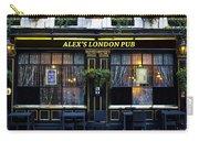 Alex's London Pub Carry-all Pouch