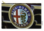 Alfa Romeo Badge Carry-all Pouch
