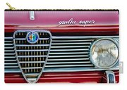 Alfa-romeo Guilia Super Grille Carry-all Pouch