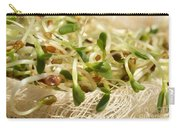 Alfalfa Sprouts Carry-all Pouch