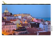 Alfama Rooftops Carry-all Pouch
