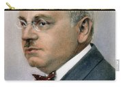 Alfred Adler (1870-1927) Carry-all Pouch