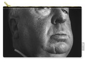 Alfred Hitchcock Carry-all Pouch by Studio Photo