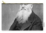 Alfred Russel Wallace (1823-1913) Carry-all Pouch