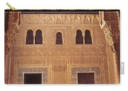 Alhambra Courtyard Carry-all Pouch