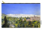 Alhambra Granada Carry-all Pouch