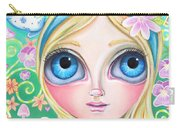 Alice In Pastel Land Carry-all Pouch