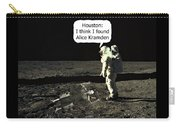 Alice Kramden On The Moon Carry-all Pouch